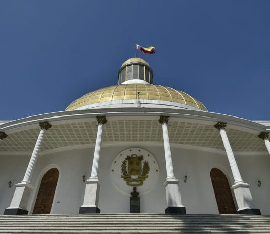 Asamblea Nacional - Iris Varela - Guyana