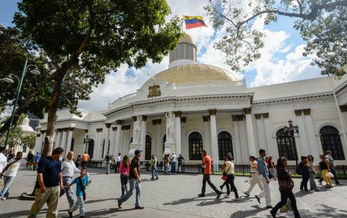 Fracciones parlamentarias - Asamblea Nacional - Guerrilleros