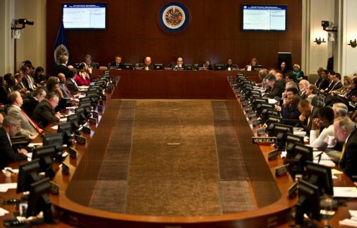 Consejo Permanente de la OEA- TIAR
