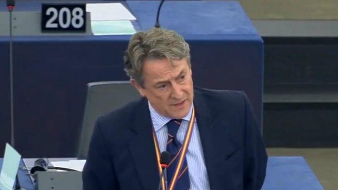 Eurodiputado-Hermann-Tertsch-Federica-Mogherini