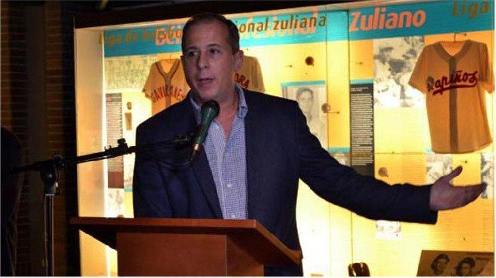 Giuseppe Palmisano es el nuevo presidente de la LVBP #11Sep