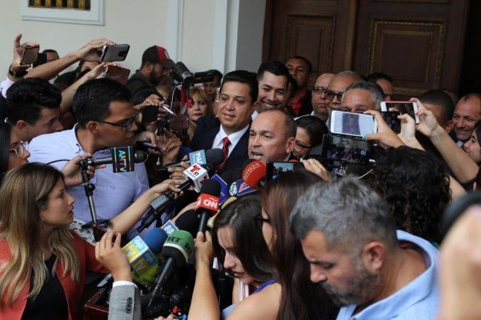 Francisco Torrealba - Rafael Correa