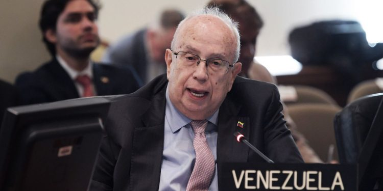 """Tarre Briceño en la OEA: """"El orden institucional lo quebrantaron con el intento de imponer la reelección"""" - El Nacional"""