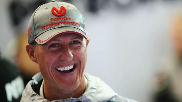 Imagen de archivo del expiloto de Ferrari Michael Schumacher
