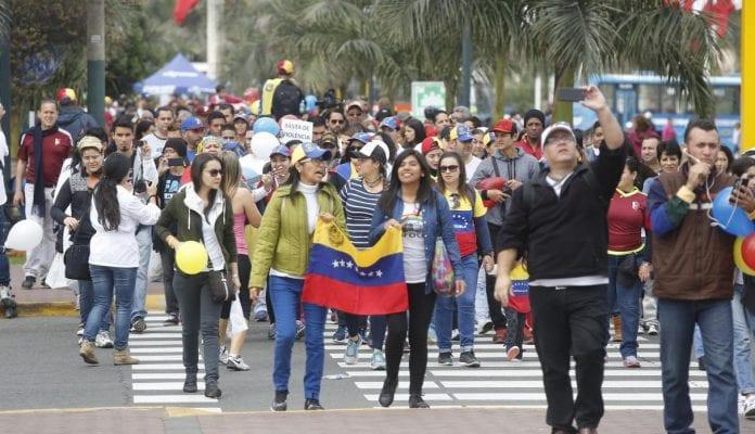 Más de 1 millón 825 mil venezolanos estarían radicados en Colombia