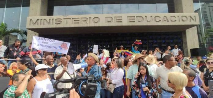 Fetrasalud acompañará a los maestros en sus protestas