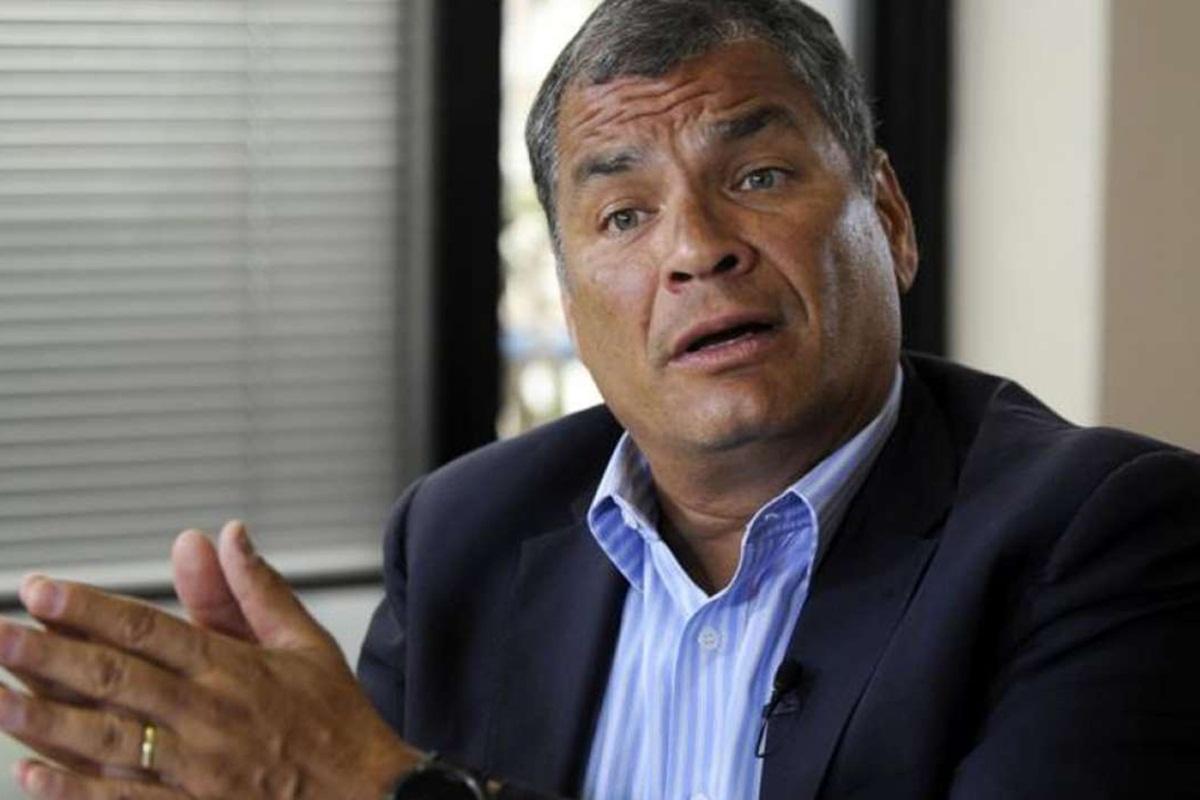 Cabello sobre presencia de Rafael Correa en Venezuela: Ojalá estuviera aquí
