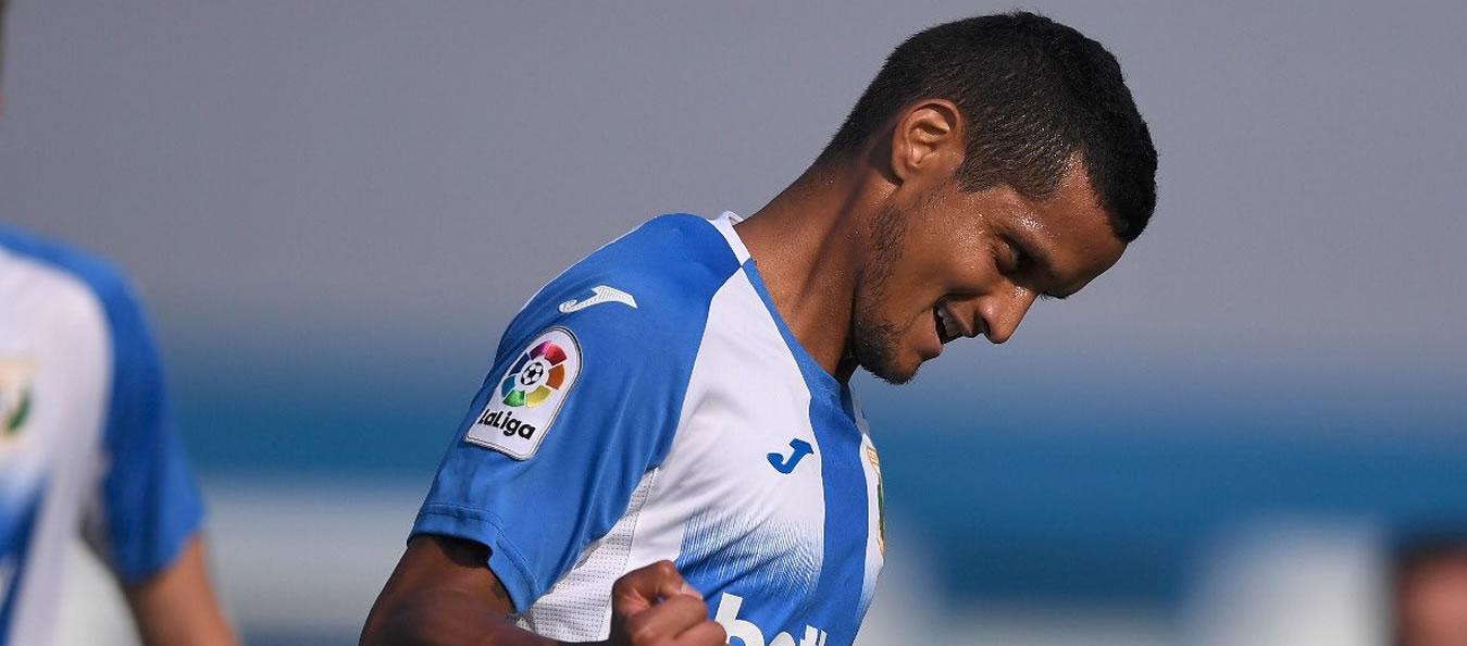 Leganés de Roberto Rosales buscarán su primera victoria en la liga