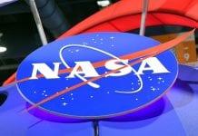 NASA nubes
