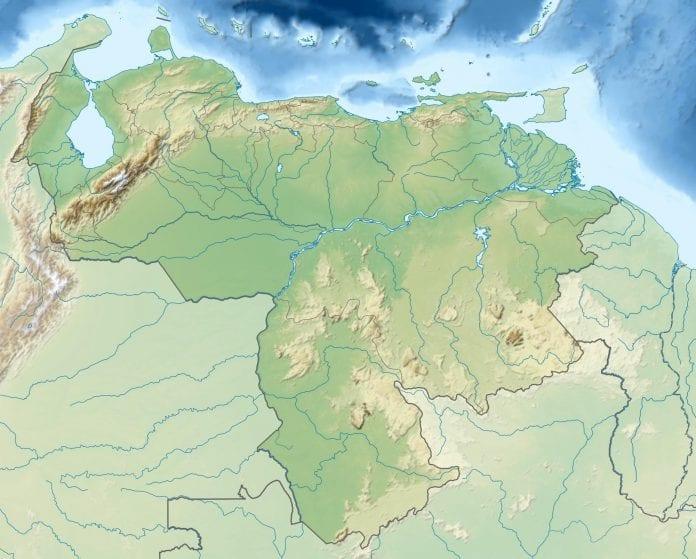 Este lunes a las 2:05 pm se registró un temblor cuyo epicentro se ubicó a 21 kilómetros de Araya, estado Sucre