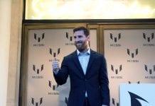 Leo Messi lanzó este