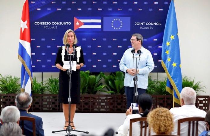 UE-Cuba