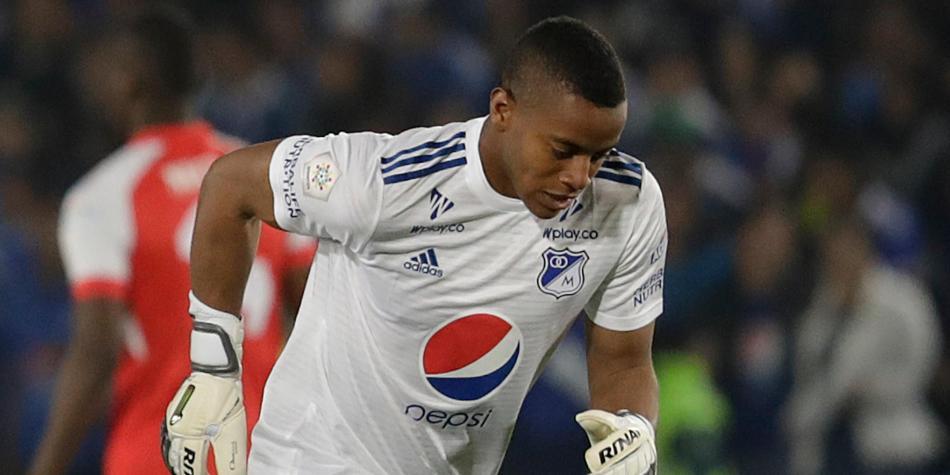 Faríñez renovó con Millonarios hasta el 2022
