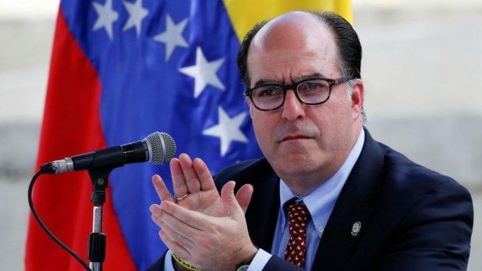Julio Borges régimen