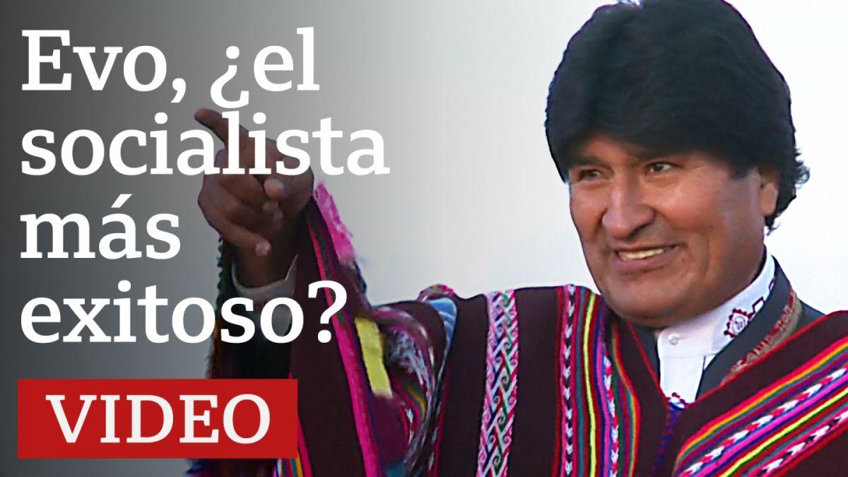 Evo Morales aspira a su cuarto mandato