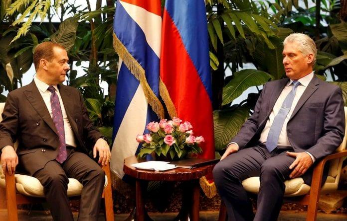 Cuba Rusia