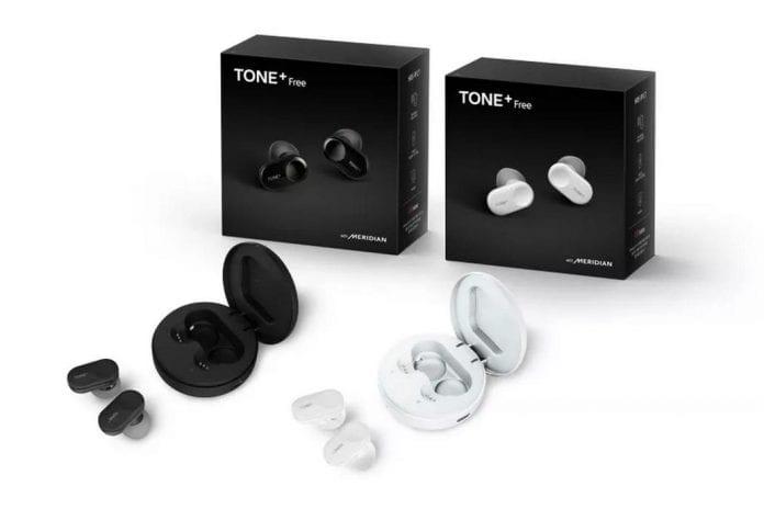 Tone+ Free de LG
