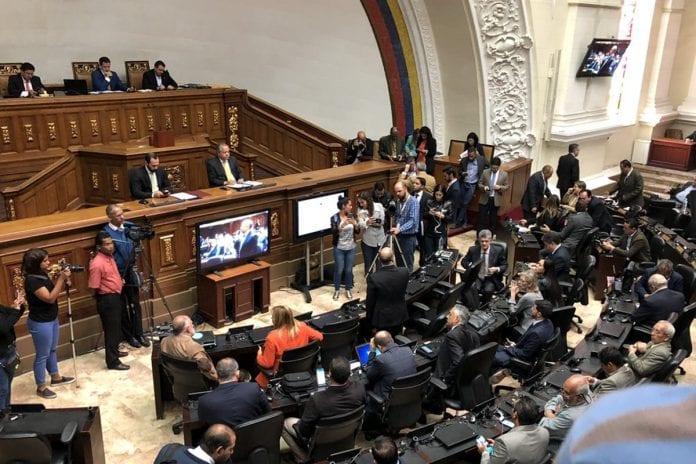 Asamblea Nacional, Comisión Preliminar, Comité de Postulaciones Electorales