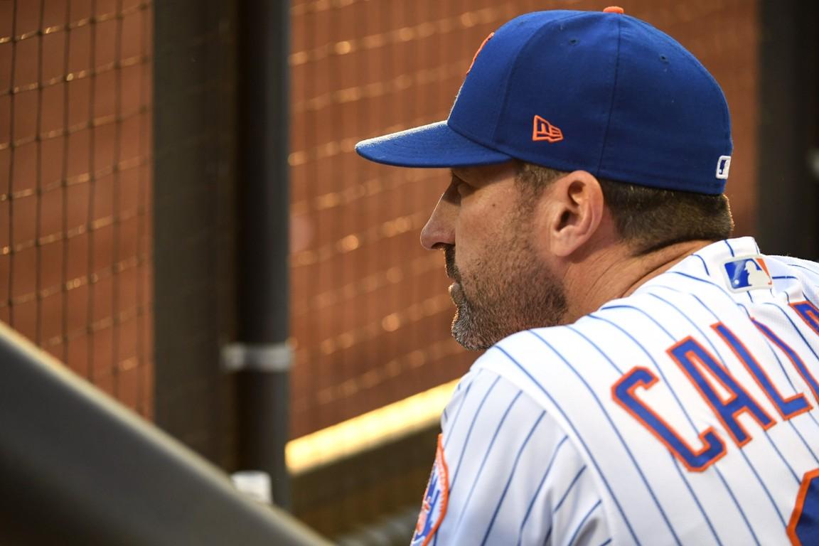 Los Mets botan a Mickey Callaway, tras 2 temporadas