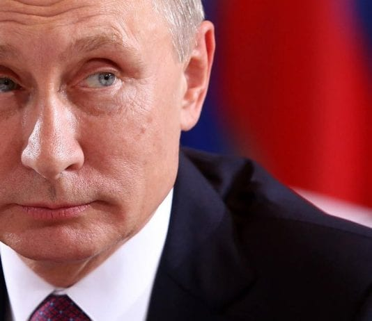 Putin petróleo