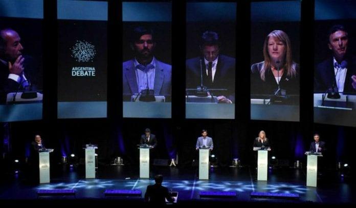 Debate-presidencial-Argentina