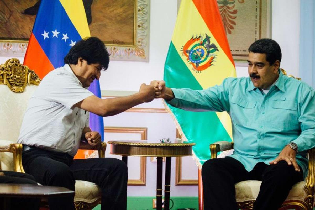 Evo Morales es forzado a renunciar a la presidencia de Bolivia (+ videos)