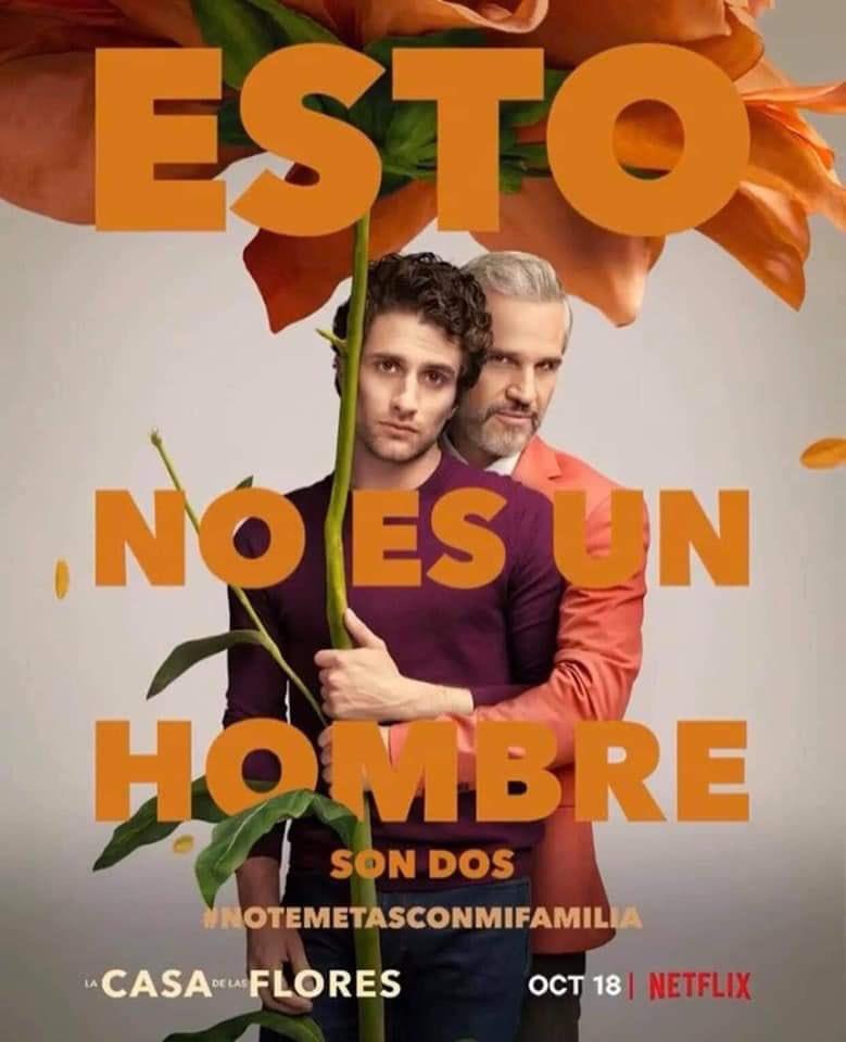 """""""La casa de las flores"""" lanza una campaña en favor del matrimonio igualitario"""