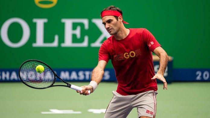 Federer Shanghai-AFP