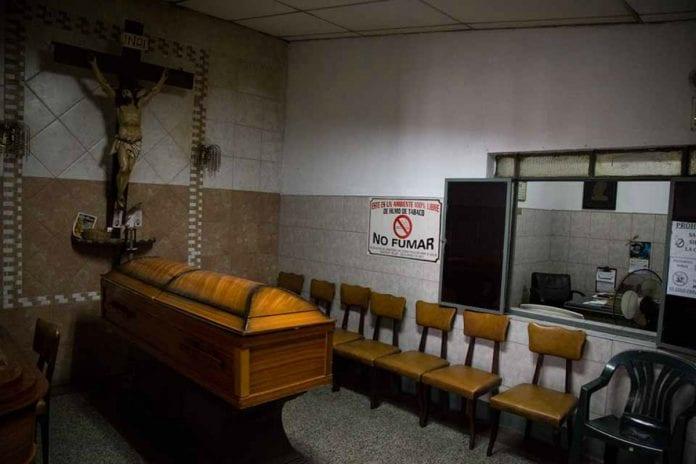 Servicios crematorios y funerarios en Venezuela