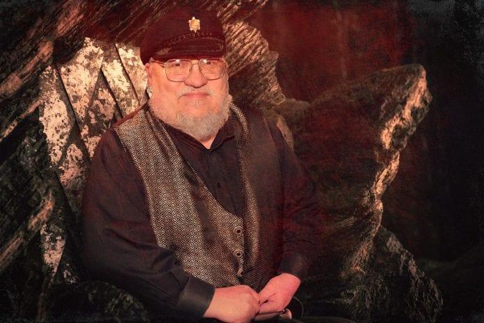 George Martin Game Thrones