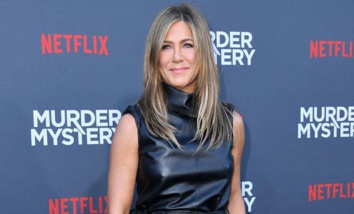 Jennifer Aniston películas Marvel
