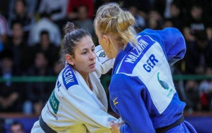 Judo Karen León
