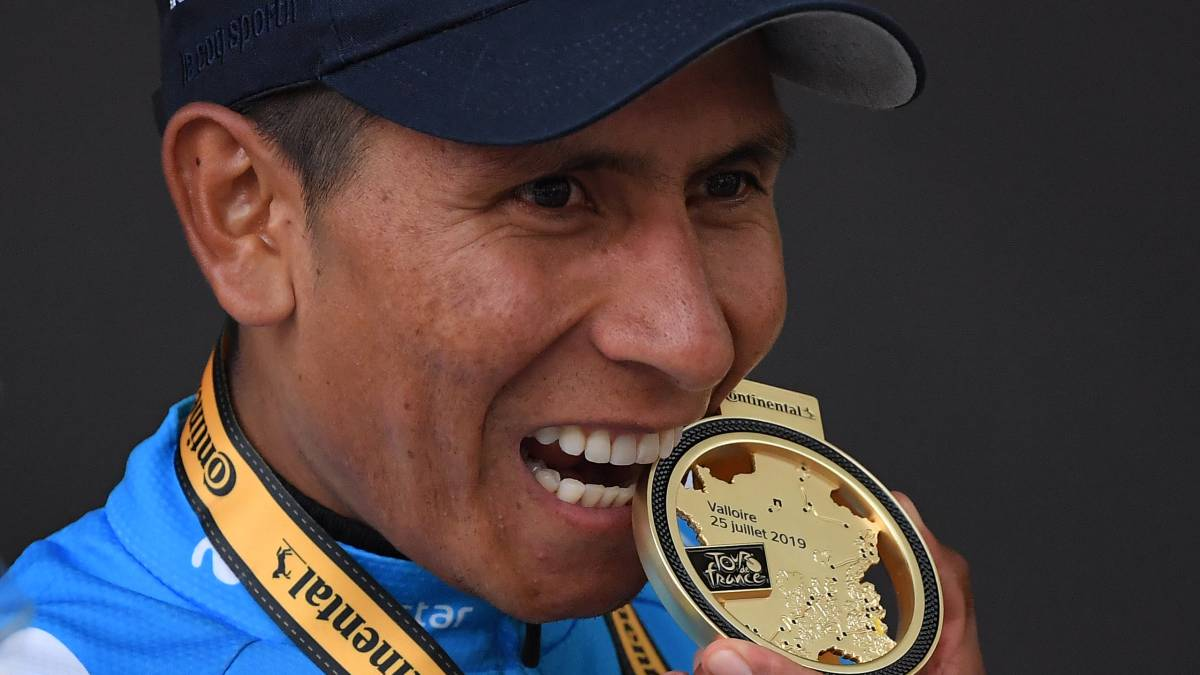 Nairo Quintana tiene fecha para su debut en el Arkéa