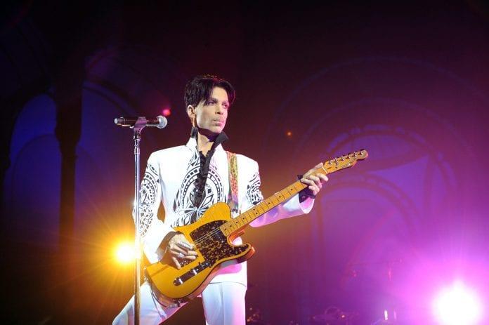 Prince la música de