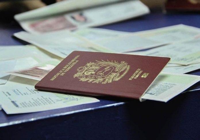 Pasaporte prórroga
