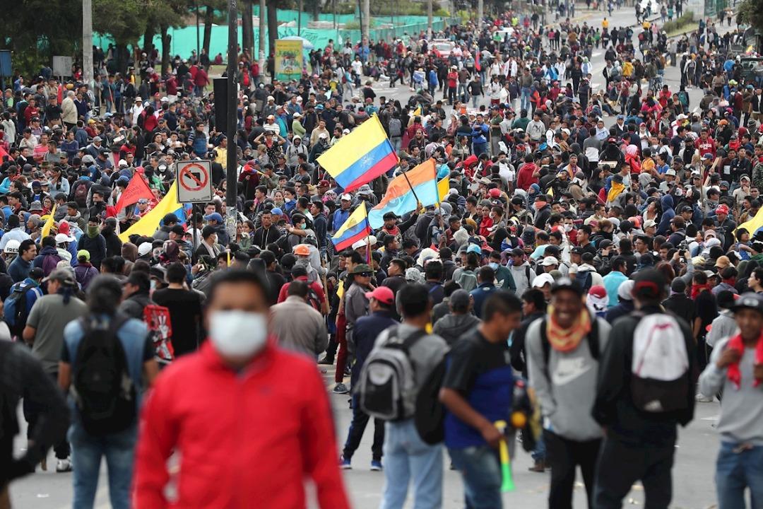Detienen varios venezolanos en Quito con información de presidente de Ecuador