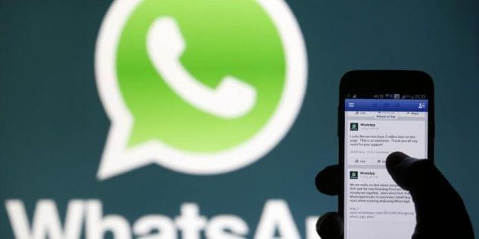 bloquea cuentas de WhatsApp