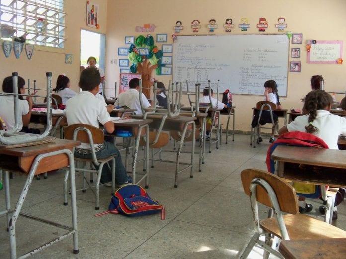 la canasta básica escolar
