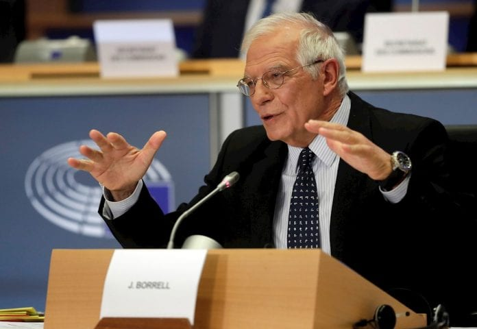 Josep Borrell La UE