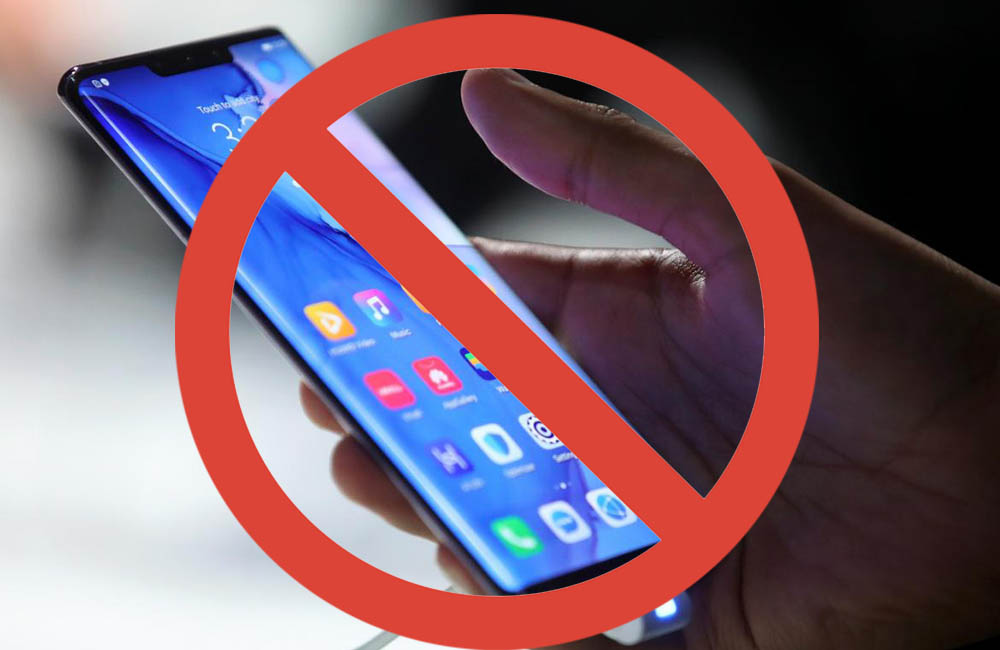 Resultado de imagen para prohibido celular