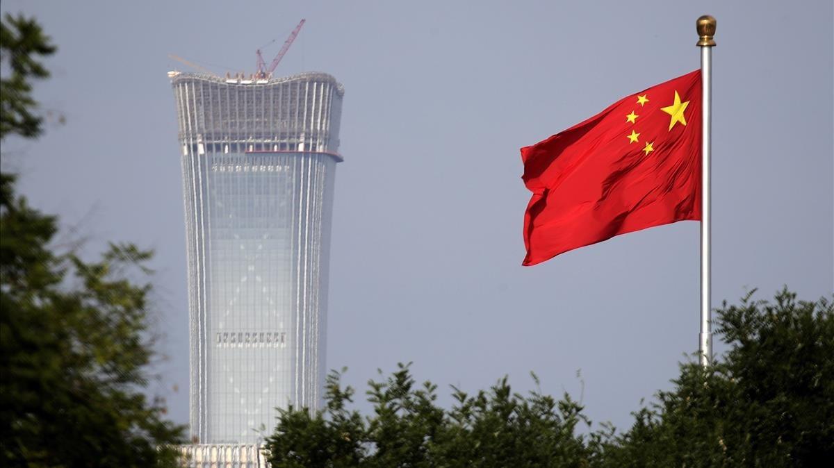 EEUU incluye a otras 28 empresas chinas en su lista negra