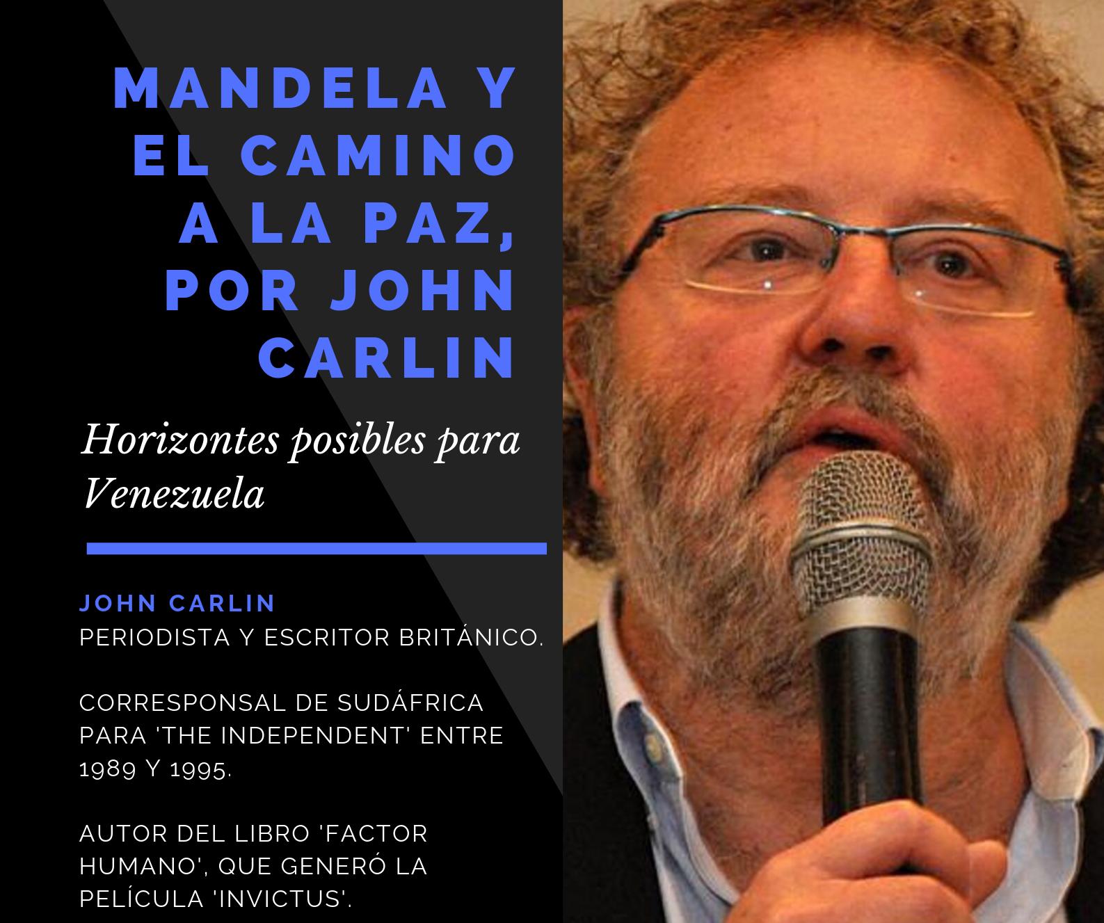 SIP condena deportación de Venezuela del periodista británico John Carlin