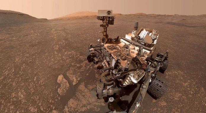 NASA refuta el descubrimiento de vida en Marte