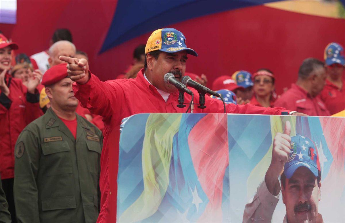 Arreaza en Mnoal: Venezuela vive una guerra no convencional