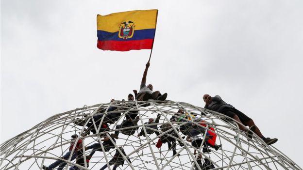 protesta ecuador 4