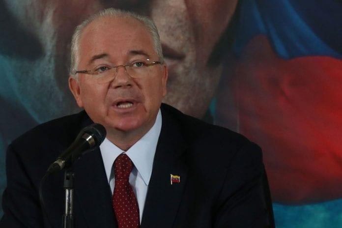 Rafael Ramírez coronavirus país