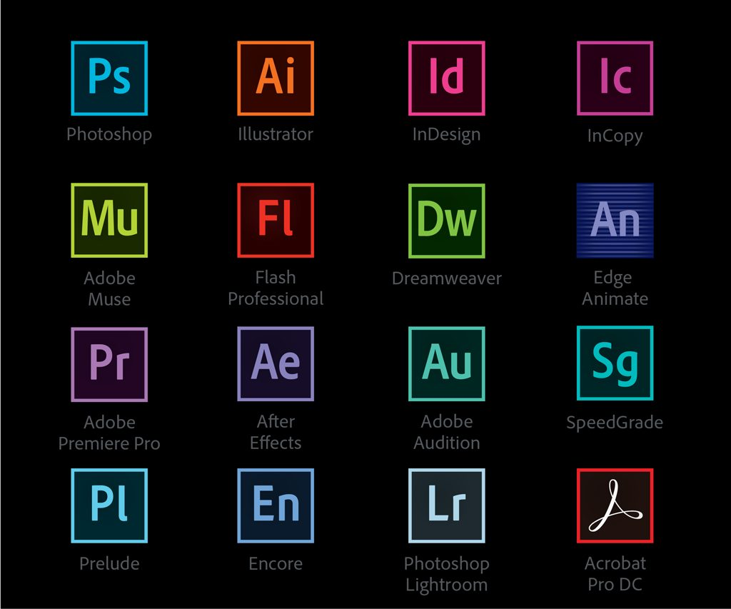 تحميل adobe creative cloud 2019