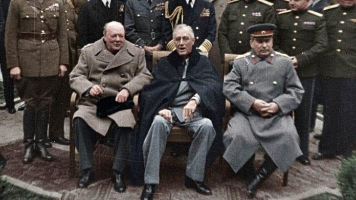Eventos de la Segunda Guerra Mundial