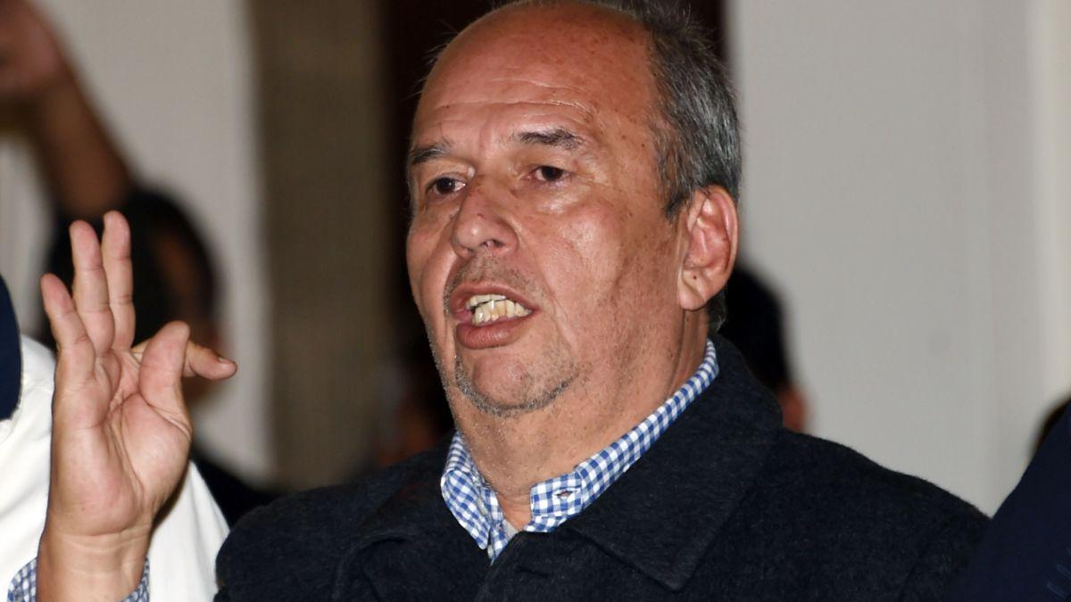 Arturo Murillo: Hay gente de las FARC y venezolanos contribuyendo a la crisis, y Bolivia no puede sufrir por ellos - El Nacional