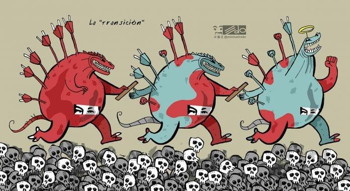 """EDO: La """"Transición"""""""